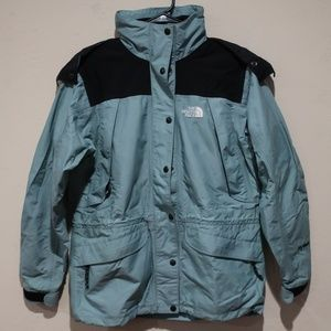 Vintage 06 The North Face Hyvent Jacket Wmns sz S